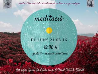 Meditació 21.03
