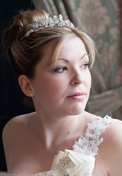 Wedding Hair & Airbrush Makeup services at Fine to Fabulous