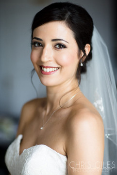 Wedding Airbrush Makeup Services at Fine to Fabulous Salon, Sussex