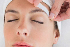 Eye brow waxing available