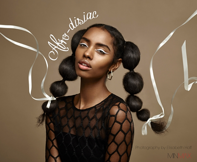 """Afro - disiac"" for MINMAX Beauty"