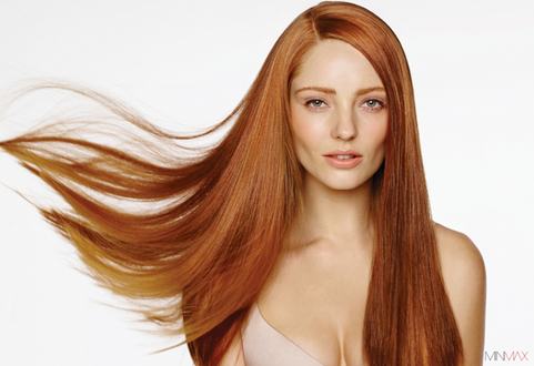 """""""Great Hair Don't Care"""" for MINMAX Beauty"""