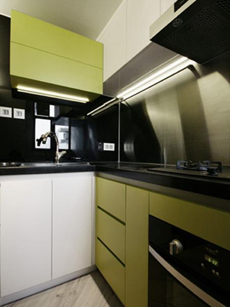 0030-modern green-open kitchen-home idea-breeze design studio 柔室內設計裝修.jpg