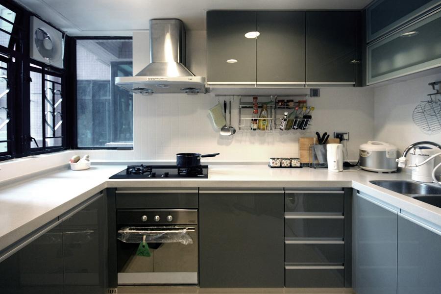 1500-grey modern-kitchen-home idea-breeze design studio 柔室內設計裝修.JPG