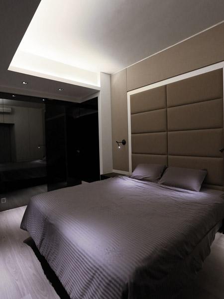 0160-bed panel-master room-home idea-breeze design studio 柔室內設計裝修.JPG