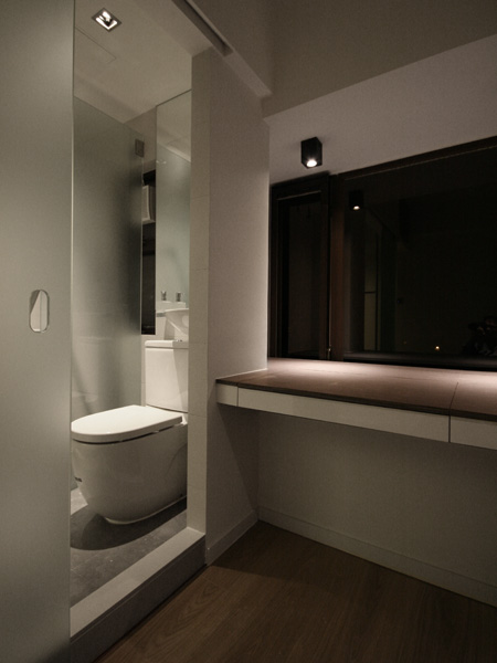 0680-girl make up table-bedroom-home idea-breeze design studio 柔室內設計裝修.JPG