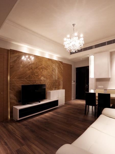 0700-grand tv feature wall marble-living-home idea-breeze design studio 柔室內設計裝修.