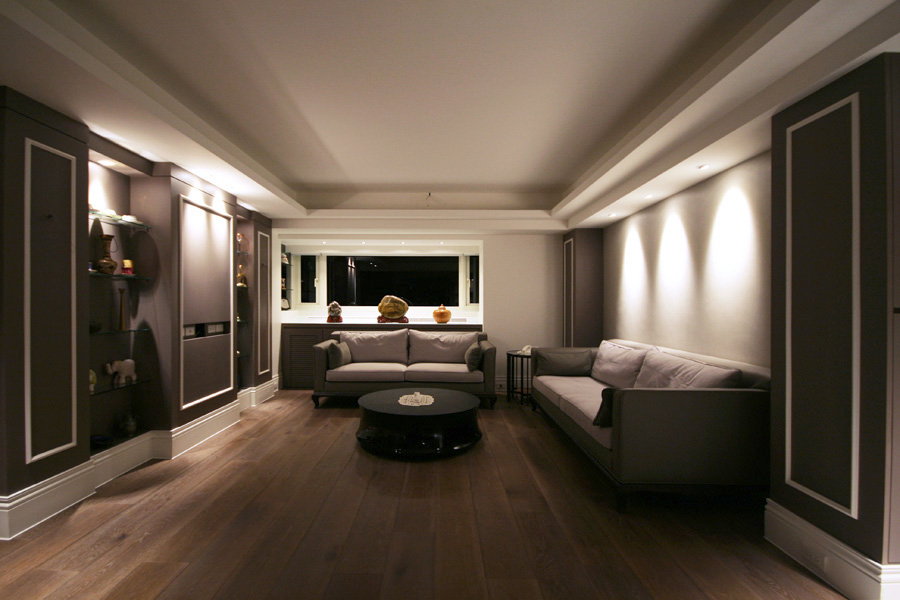 0780-modern french house-living-home idea-breeze design studio 柔室內設計裝修.JPG