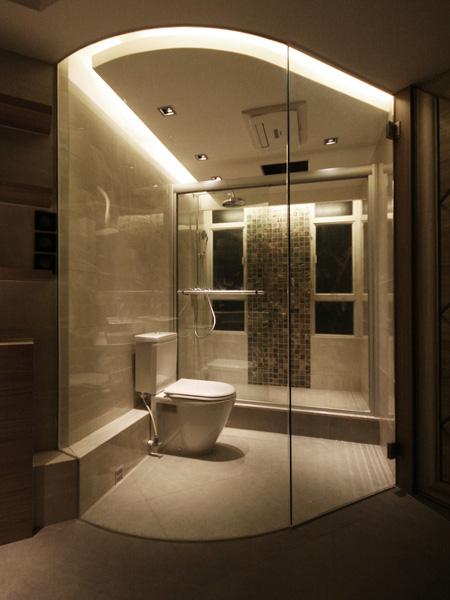 0130-glass clear-bathroom-home idea-breeze design studio 柔室內設計裝修.JPG