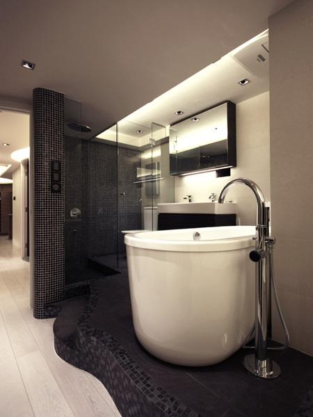 0320-curved mosaic wall-open bathroom-home idea-breeze design studio 柔室內設計裝修.jpg