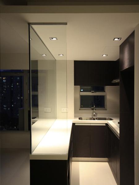 0940-modern glass-open kitchen-home idea-breeze design studio 柔室內設計裝修.JPG