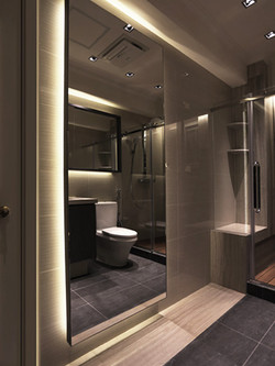 0230-grand full mirror-bathroom-home idea-breeze design studio 柔室內設計裝修.JPG