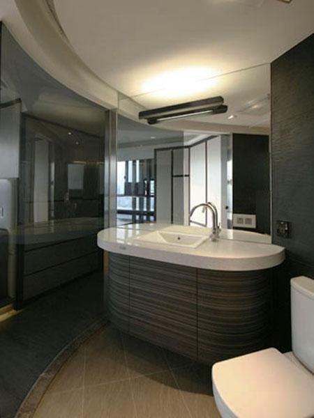 0060-modern glass-washroom-home idea-breeze design studio 柔室內設計裝修.jpg