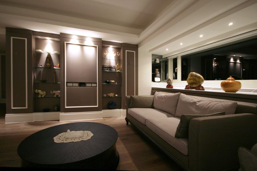 0790-modern french house-living-home idea-breeze design studio 柔室內設計裝修.JPG