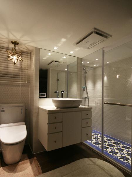 0880-modern french house-bathroom-home idea-breeze design studio 柔室內設計裝修.JPG