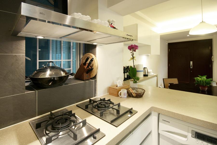 0530-elegant white-open kitchen-home idea-breeze design studio 柔室內設計裝修.JPG