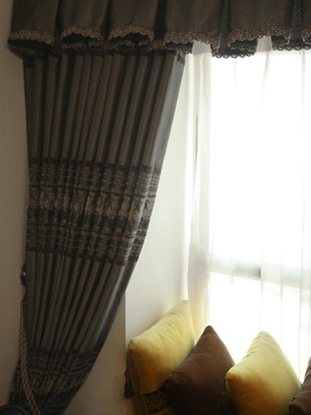1190- thai style wood curtain-bedroom-home idea-breeze design studio 柔室內設計裝修.JPG