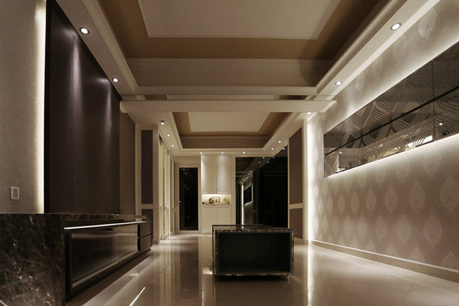 0170-grand feature wall-living-home idea-breeze design studio 柔室內設計裝修.JPG