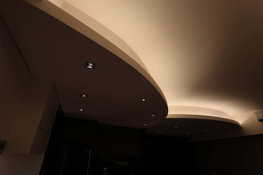 0140-false ceiling-open kitchen-home idea-breeze design studio 柔室內設計裝修.JPG