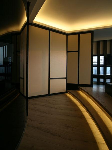 0020-raised floor-living-home idea-breeze design studio 柔室內設計裝修.JPG