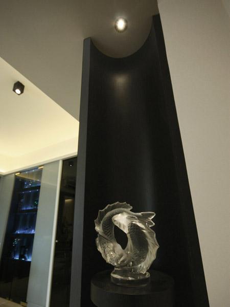 0400-curved display cabinet-entrance-home idea-breeze design studio 柔室內設計裝修.JPG