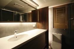 1540-white country-bathroom-home idea-breeze design studio 柔室內設計裝修.JPG