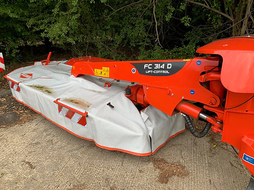 KUHN FC314D Rear mounted mower conditioner