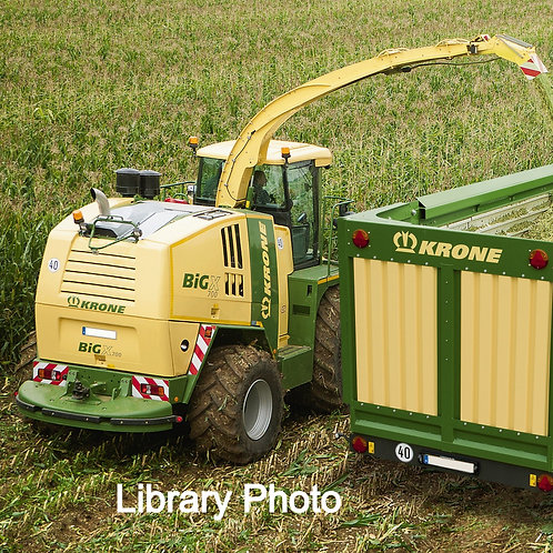 KRONE BiG X 700 Forage Harvester