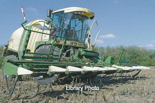 KRONE BIG X 650 FORAGE HARVESTER