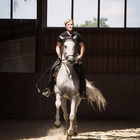 """True Riding"" - Art of Riding Intensiv-Woche by Lucy - Oktober"