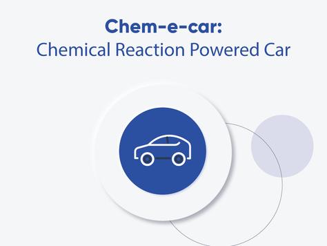 Chem-e-car: A Chemical Reaction Powered Car