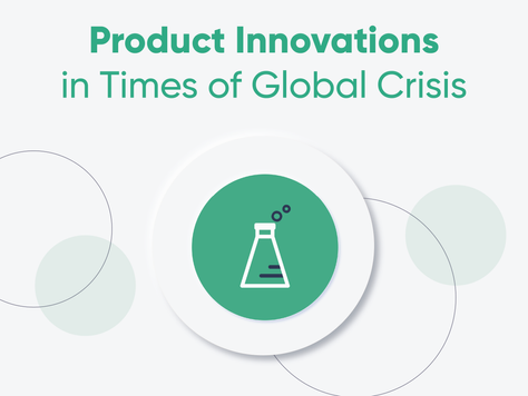 Product Innovations in Times of Global Crisis