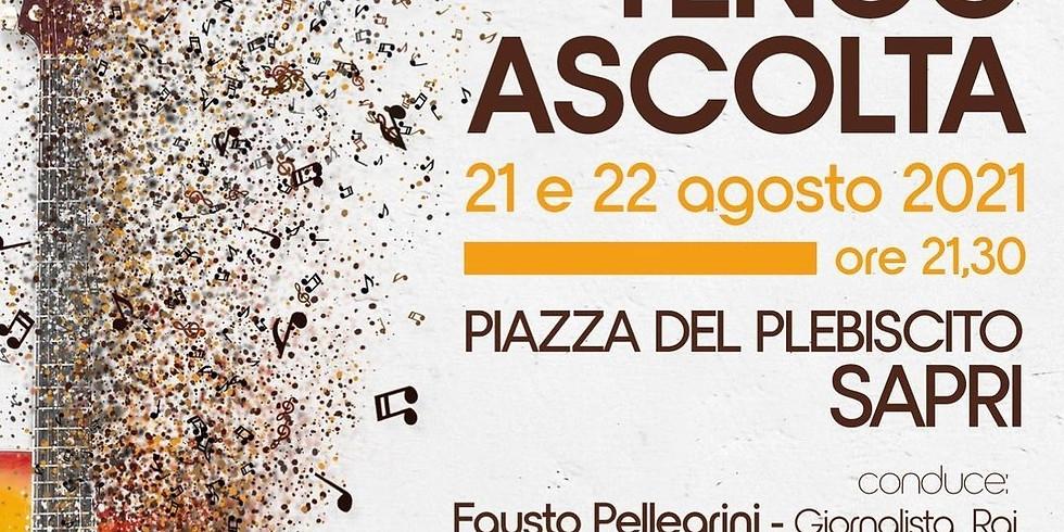 Noir Col live - Tenco Ascolta!