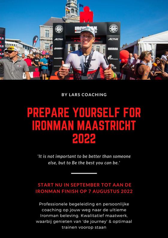 Ironman Maastricht 2022 program
