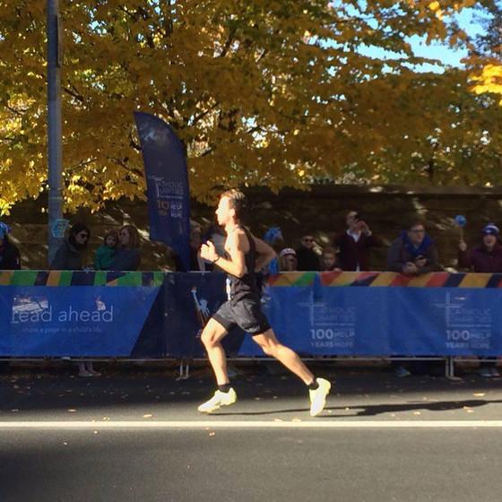 Sjef de Kimpe beste Nederlander in marathon New York
