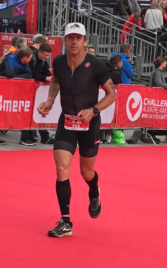 Debuut Andre van Wolferen in Challenge Almere
