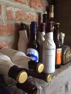 Cerveza artesanal en cielito
