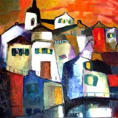 Italiaans dorp