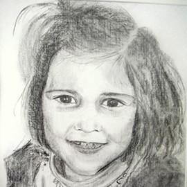 Sophie 5 jaar