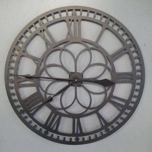 Roman Numerial Clock