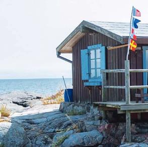 Tove Jansson ja meri