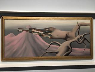 Magritte ja todellisuuden taika