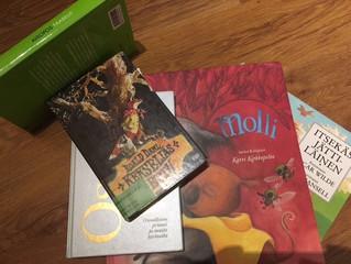 Mitä tänään luettaisiin?