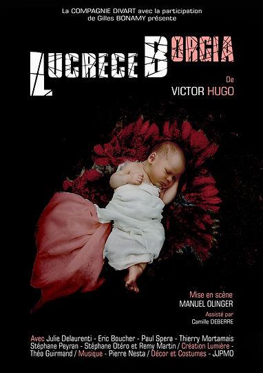 Lucrèce Borgia_Affiche