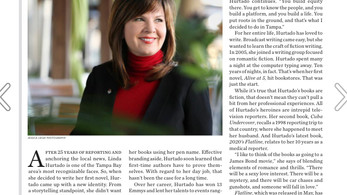 Linda Bond in the University of Georgia Magazine