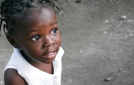 enfant de Haïti