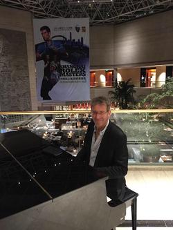 Olivier au Piano