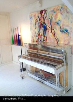 piano COLMANN automatique et transparent