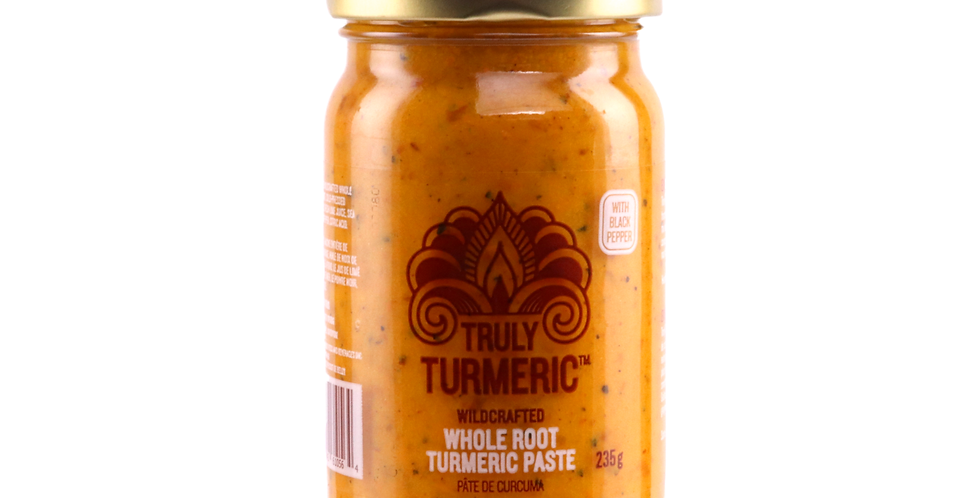 Truly Turmeric with Black Pepper- 235g