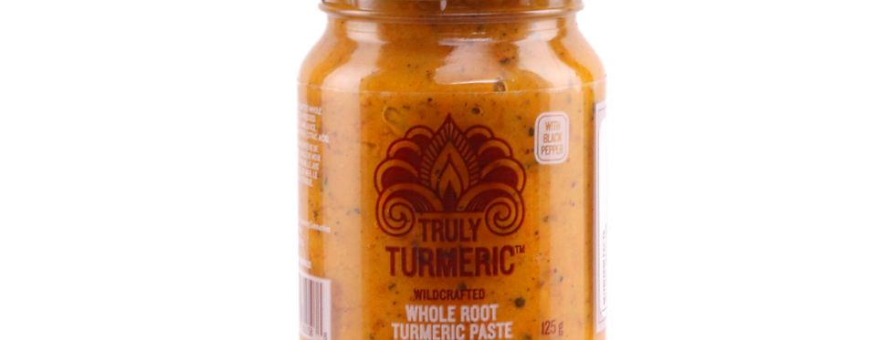 Truly Turmeric with Black Pepper - 125g